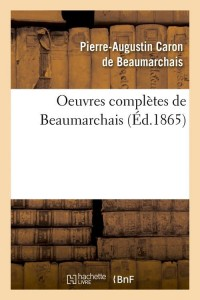 Oeuvres Completes  ed 1865