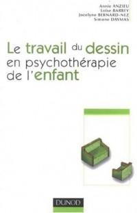 Le travail du dessin en psychothérapie de l'enfant