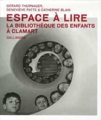 Espace à lire : La bibliothèque des enfants à Clamart