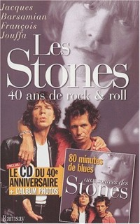Les Stones : 40 ans de rock & roll (1CD audio)