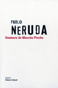HAUTEURS DE MACCHU PICCHU