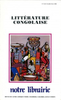 92-93- Litterature Congolaise
