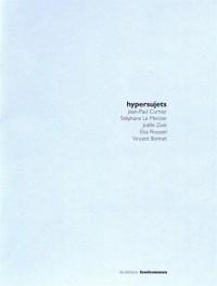Hypersujets : 2 volumes