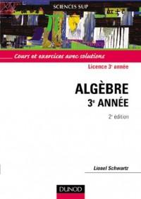 Mathématiques pour la licence : Cours et exercices avec solutions, algèbre
