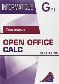 Corrige Open Office Calc