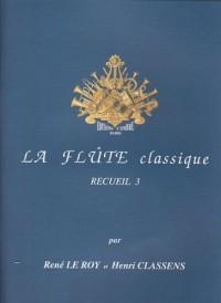 La Flûte classique vol.3