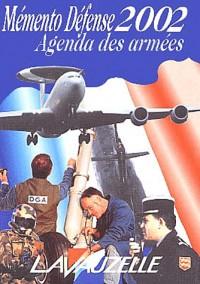 Agenda des armees memento defense 2001