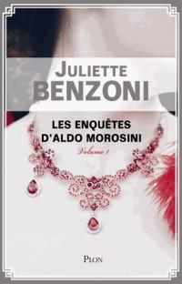 Les enquêtes d'Aldo Morosini-volume 1 (1)