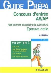 Concours d'entrée AS / AP : Aide-soignant et auxiliaire de puériculture, Epreuve orale, Thèmes sanitaires et sociaux