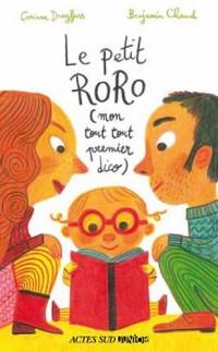 Le petit Roro : Mon tou premier dico