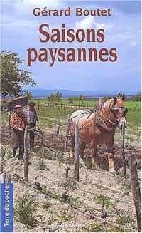 Saisons paysannes