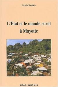 L'État et le monde rural à Mayotte