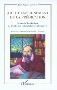 Art et Enseignement de la Predication Manuel d'Homiletique