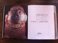 Histoire de l'art tome 1 Alpha Editions