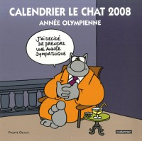 Calendrier le Chat 2008