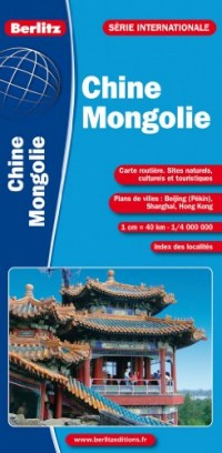 Chine Mongolie Berlitz Si