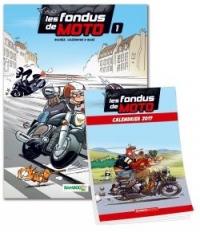 Les fondus de moto T1 + calendrier 2019 offert