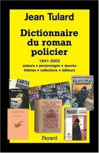 Dictionnaire du roman policier