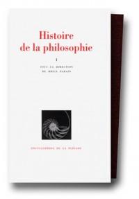 Histoire de la philosophie, tome I : Orient, Antiquité, Moyen-Age
