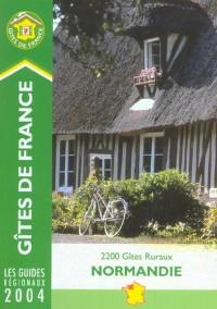 Gîtes de Normandie 2004