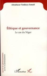 Ethique et gouvernance