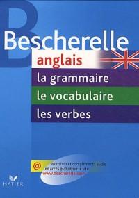 Pack Bescherelle anglais en 3 volumes : La grammaire, le vocabulaire, les verbes