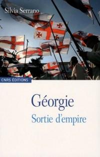 Géorgie : Sortie d'Empire