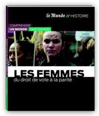 LES FEMMES-DU DROIT DE VOTE A LA PARITE