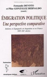 Émigration politique