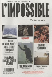 L'impossible n 3 (mai 2012)