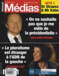 Médias, N° 29 :