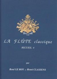 La Flûte classique - Volume 4