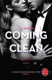 Coming Clean (The Monkey Business, Tome 3)