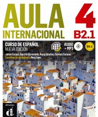 Aula International 4 Livre Eleve + CD Ned