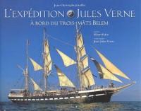 Expédition Jules Verne à bord du trois-mâts Belem