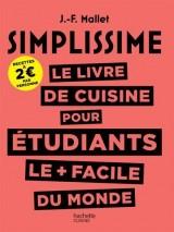 SIMPLISSSIME Le livre de cuisine pour les étudiants le + facile du monde