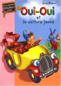 Oui-Oui et la voiture jaune