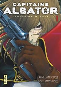 Capitaine Albator : Tome 1, Dimension voyage