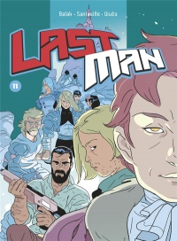 Lastman, Tome 11 : Edition collector