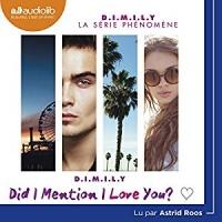 Did I Mention I Love You? (D.I.M.I.L.Y 1)