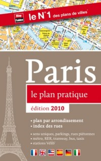 Paris le plan pratique