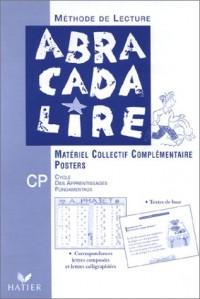 Abracadalire, CP : Matériel collectif complémentaire - Posters