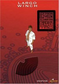 Largo Winch, Tome 15 : Les trois yeux des gardiens de Tao : Edition spéciale (1DVD)