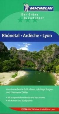 Guide Vert Thonetal Ardeche Lyon (Alleman)
