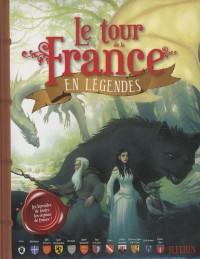 Le tour de la France en légendes : Les légendes de toutes les régions de France !