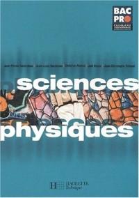 Sciences physiques, 1ère, Terminale, Bac pro