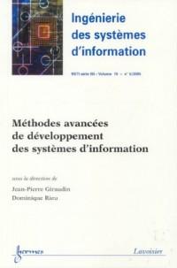 Méthodes avancées de développement des systèmes information (Ingénierie des systèmes d'information RSTI série ISI. : Vol.10 numéro 6/2005)