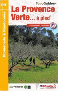 Pays Provence Verte a Pied Ned 2015 - 83 - Pr - P834