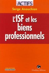 L'ISF et les biens professionnels