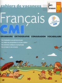 Cahier de Vacances CM1